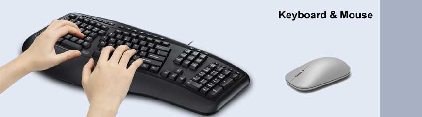 Adcom Keyboard/Mouse