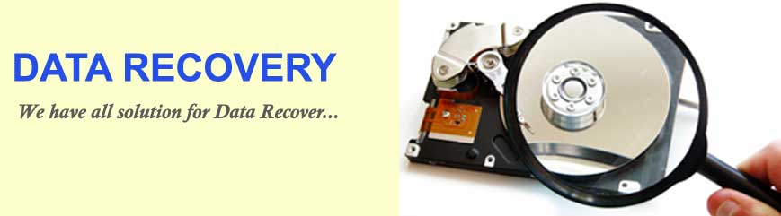 Hard Disk Data Recovery Shop