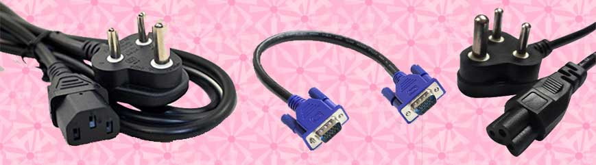 Desktop Power Cables Cables
